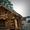 Сруб загородного дома в стиле
