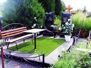 Благоустройство могил и установка памятника  Солигорск - Изображение #1, Объявление #1656574