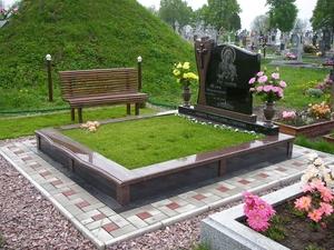 Благоустройство могил и установка памятника  Солигорск - Изображение #9, Объявление #1656574