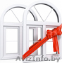 Продажа и установка оконных и дверных блоков.